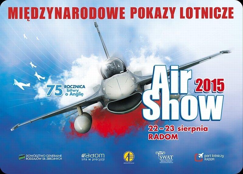 Air Show radom 2015