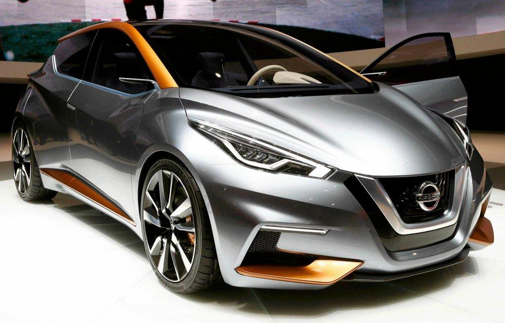 Nowy Nissan Sway na wystawie w Genewie