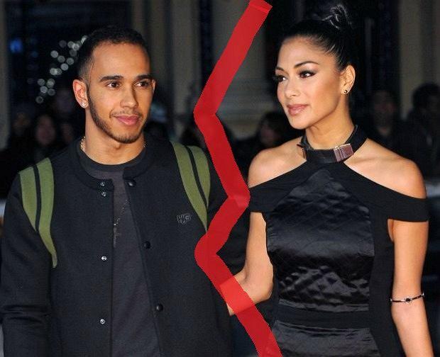Lewis Hamilton i Nicole Scherzinger nie są już razem
