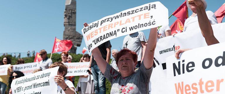 Spór o Westerplatte. Prezydent Andrzej Duda podpisze specustawę