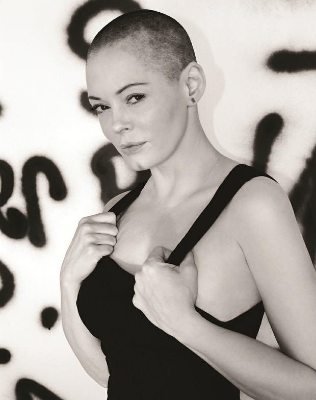 Twarz #MeToo Rose McGowan. Zgwałcona przez Weinsteina nie boi się mówić o hipokryzji w Hollywood