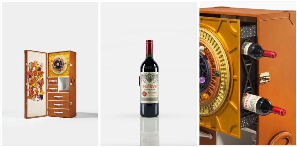 Wino Pétrus 2000