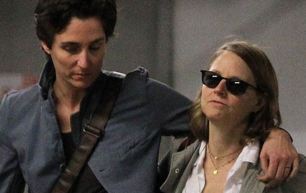 Jodie Foster i Alexandra Hedison