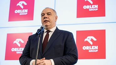 Minister Aktywów Państwowych Jacek Sasin