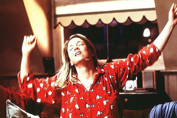 Kadr z filmu 'Dziennik Bridget Jones'
