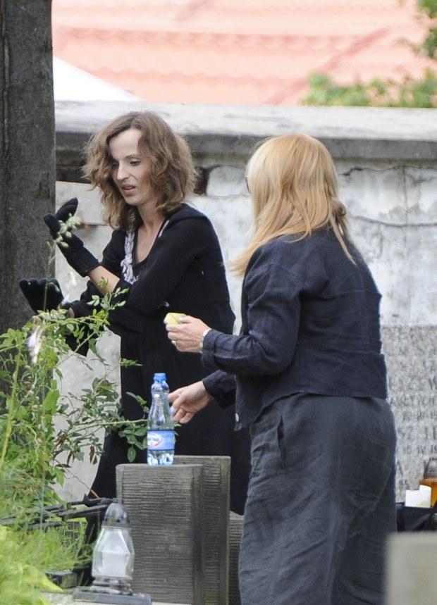 Kamila Łapicka, Zuzanna Łapicka-Olbrychska