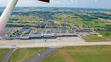 Lotnisko Katowice Airport w Pyrzowicach