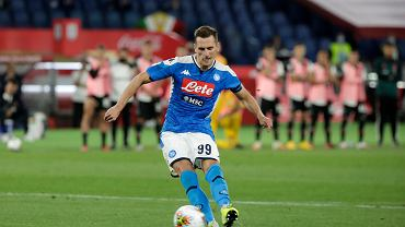 Transfer Milika już w styczniu? Wraca pomysł na wymianę zawodników między klubami Serie A