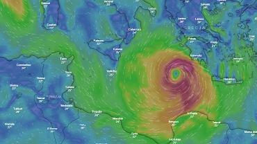 W Grecję może uderzyć 'śródziemnomorski cyklon'