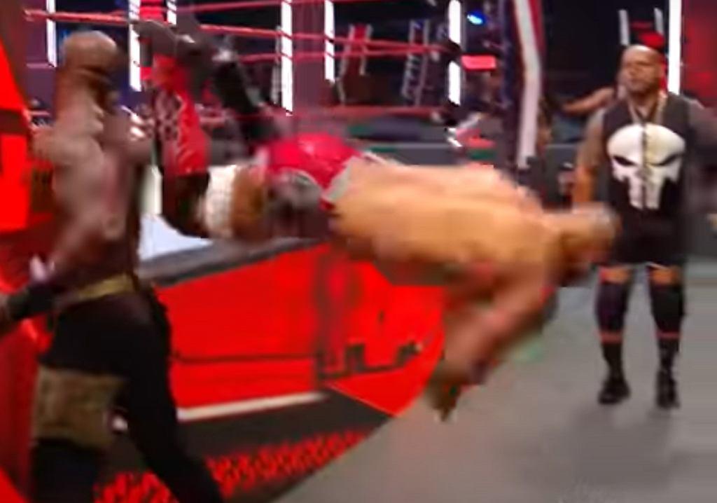 screen WWE