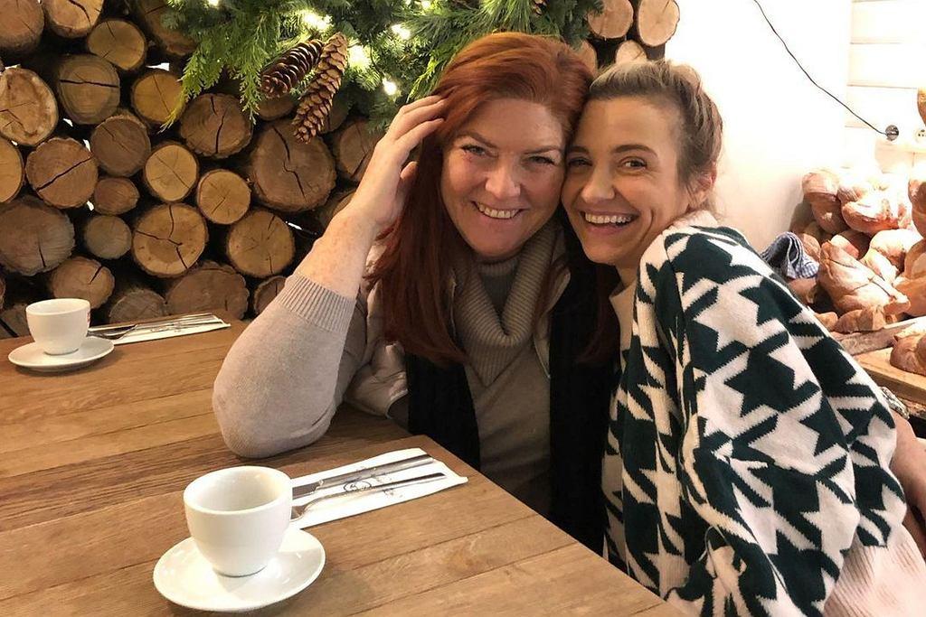 Katarzyna Dowbor i Joanna Koroniewska