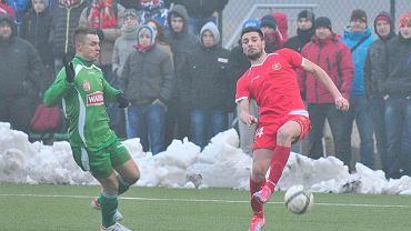 Yani Urdinov, nowy piłkarz Widzewa