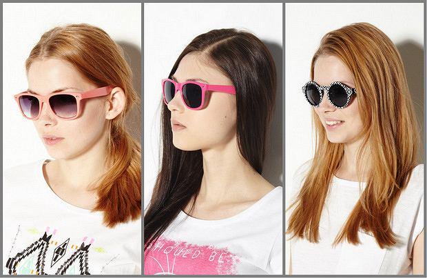 Tanio: okulary przeciwsłoneczne Sinsay