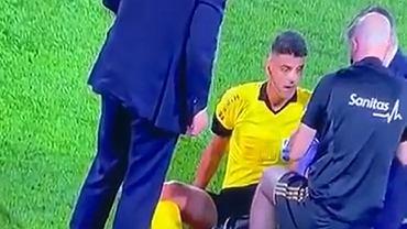 Nietypowa sytuacja w meczu Realu - sędzia główny doznał kontuzji