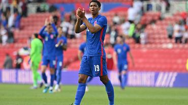 Jude Bellingham jest drugim najmłodszym zawodnikiem powołanym na Euro 2021