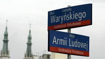 Ulice Warszawy
