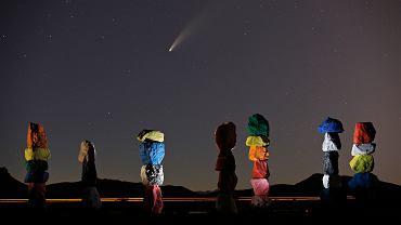 Nie zobaczyłeś NEOWISE? Nic straconego. Będziesz miał kolejną szansę. Za 6800 lat