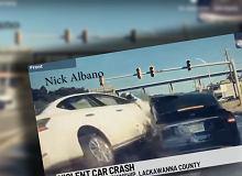 Kolejny wypadek Tesli Model X. Autopilot niewinny [WIDEO]