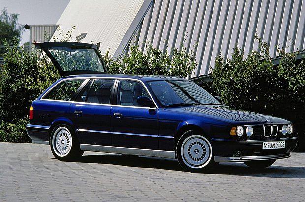 Jeśli go znajdziesz, kupuj! BMW E34 M5 Touring powstał tylko 891 sztuk