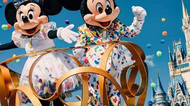 Disneyland w kaliforni