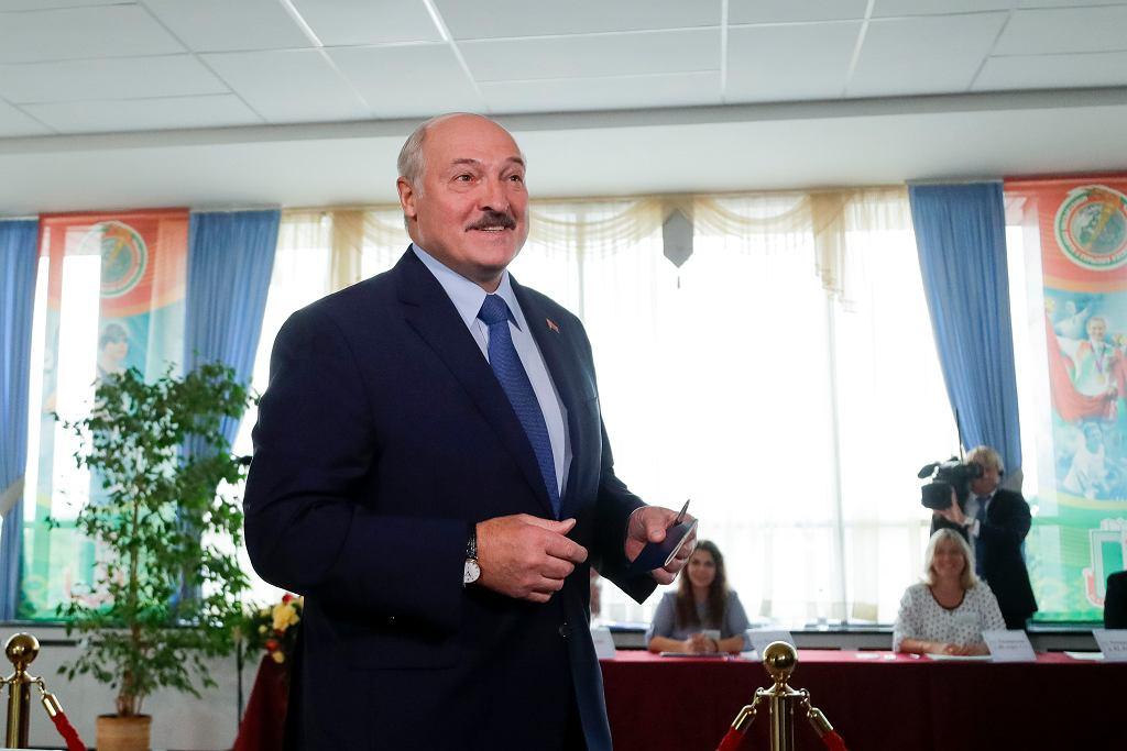 Wybory prezydenckie na Białorusi