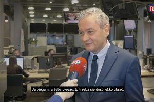 Jak prezydent Słupska Robert Biedroń przygotowuje się na falę mrozów?