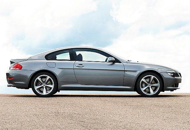 W ofercie znalazła się również wersja 635d dostępna jako coupe i kabrio
