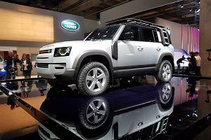Land Rover Defender z V-ósemką. To już nie plotki, auto przyłapano podczas testów