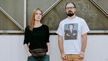Julia Aleksiejewa i Aleksander Lapko