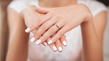 Białe paznokcie to hit na jesień 2019! Poznaj manicure, który będzie najbardziej modny w nadchodzącym sezonie