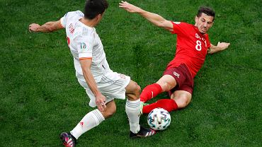 Pięć zmarnowanych karnych w Hiszpania - Szwajcaria! Znamy pierwszego półfinalistę Euro 2020