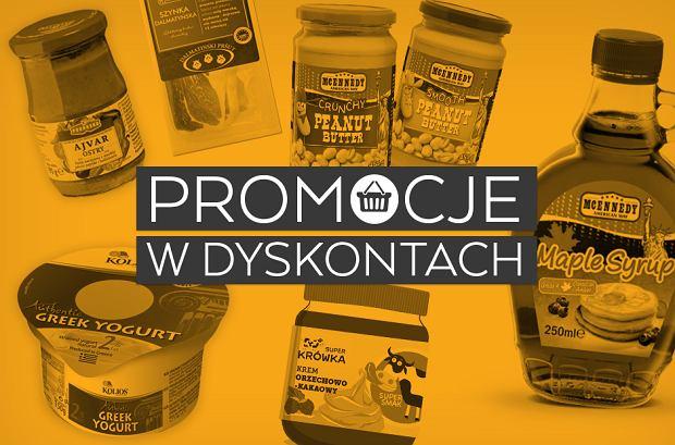 Bałkańskie przysmaki, krem czekoladowy bez mleka i białego cukru. Co kupić w dyskontach w tym tygodniu?