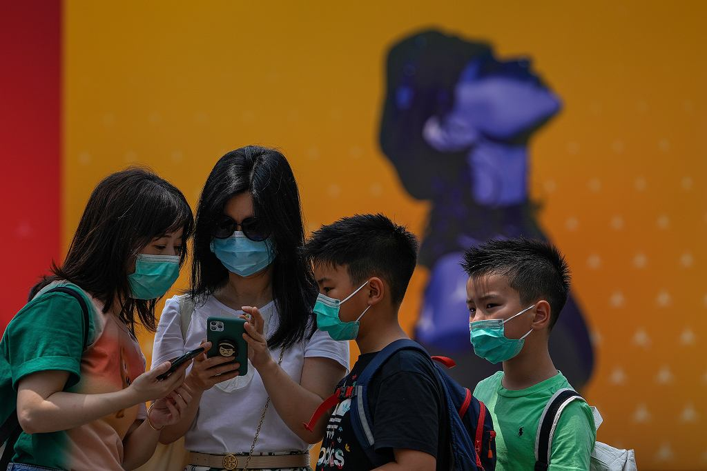 Chiny zakazują dzieciom do 18. roku życia grać w nocy