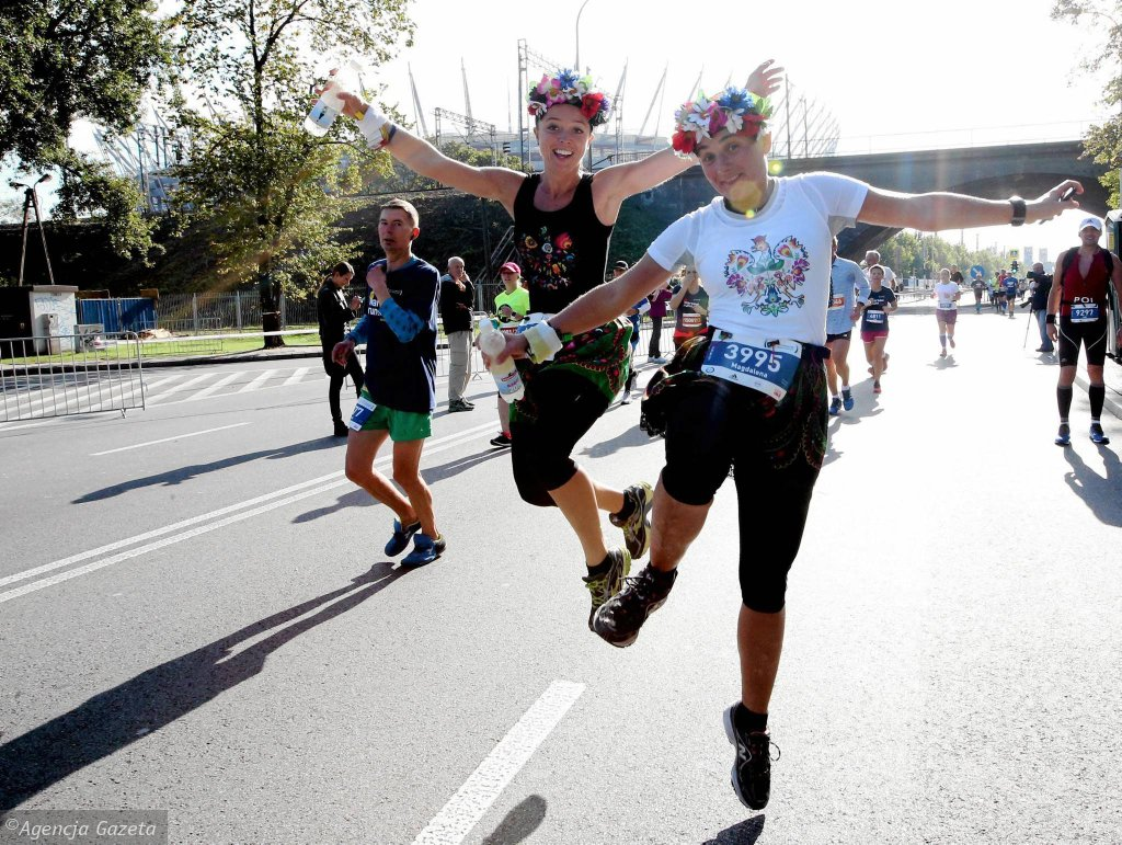 37. Maraton Warszawski 2015 r.