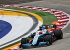 Russell nie ukończył wyścigu o GP Singapuru! Kubica wykorzystał problemy rywali. Dominacja Ferrari