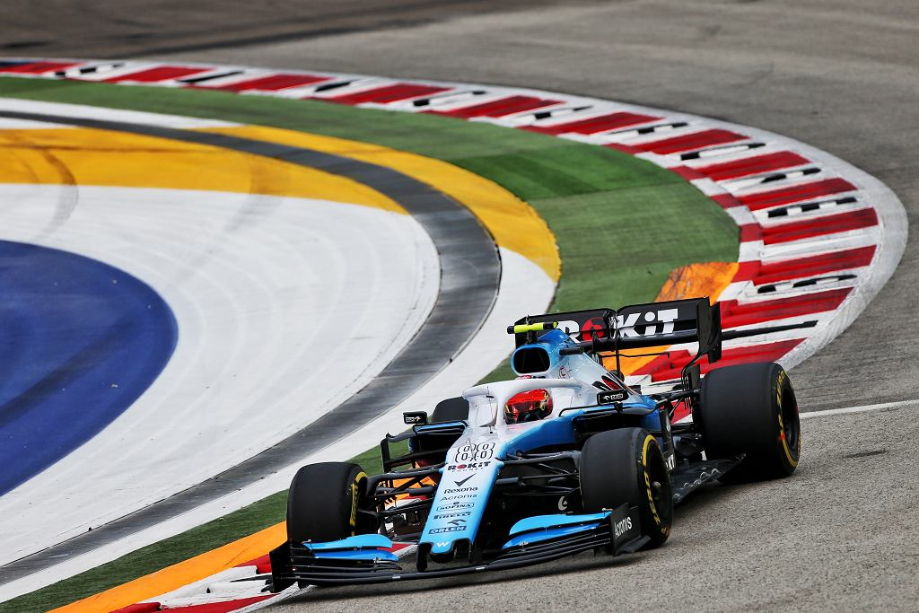 jMotor Racing - Formula One World Championship - Singapore Grand Prix - Practice Day - Singapore, Singapore