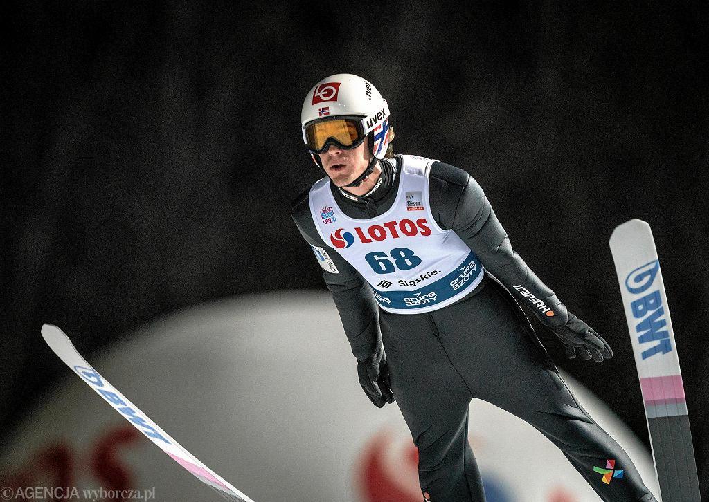 Zdjęcie numer 1 w galerii - Skoki narciarskie. Daniel-Andre Tande w kryzysie. Norweg nie przyjedzie do Zakopanego