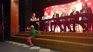 Debata w ramach akcji ''Usłysz swojego posła'' w Białymstoku