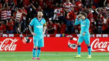 Leo Messi i Antoine Griezmann