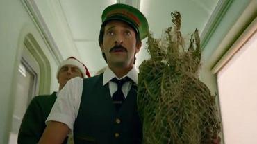 Adrien Brody ratuje święta w reklamie H&M, reż. Wes Anderson
