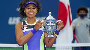 US Open. Naomi Osaka zwyciężyła w turnieju po raz drugi