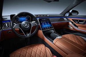 Najciekawsze innowacje i systemy nowego Mercedesa Klasy S