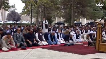 Afganistan. Ostrzał pałacu prezydenckiego