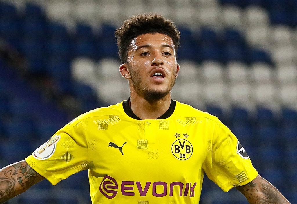 Borussia znalazła następcę Sancho. Zapłaci 'jedynie' 30 milionów euro