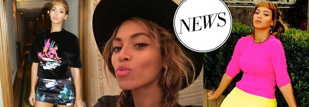 Beyonce i Topshop planują wspólną markę