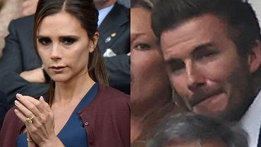 David Beckham rozwścieczył żonę? Mówi się, że Victoria czuje się upokorzona. W aferę wplątana Kate Moss