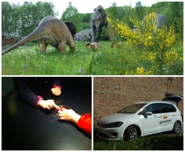 3 dni, 471 km, 3 atrakcyjne miejsca do odwiedzenia, dwójka dzieci poniżej 7 roku życia, jeden kierowca: wszystko w ramach akcji