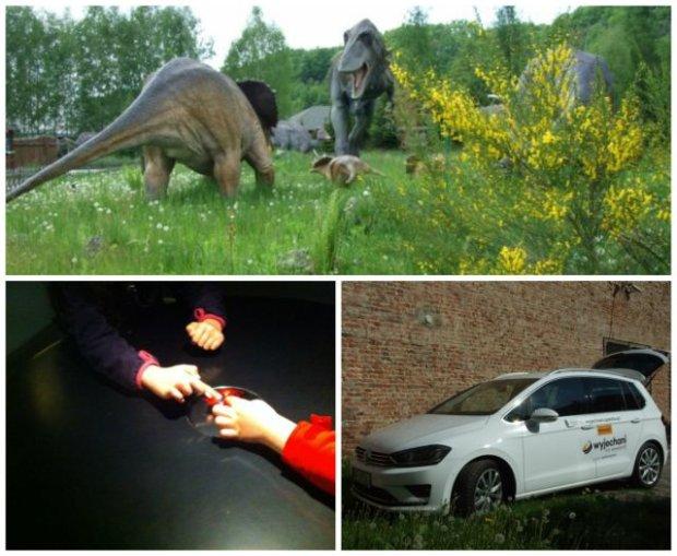 Wyjechana rodzina: prehistoria, iluzja i zabawki