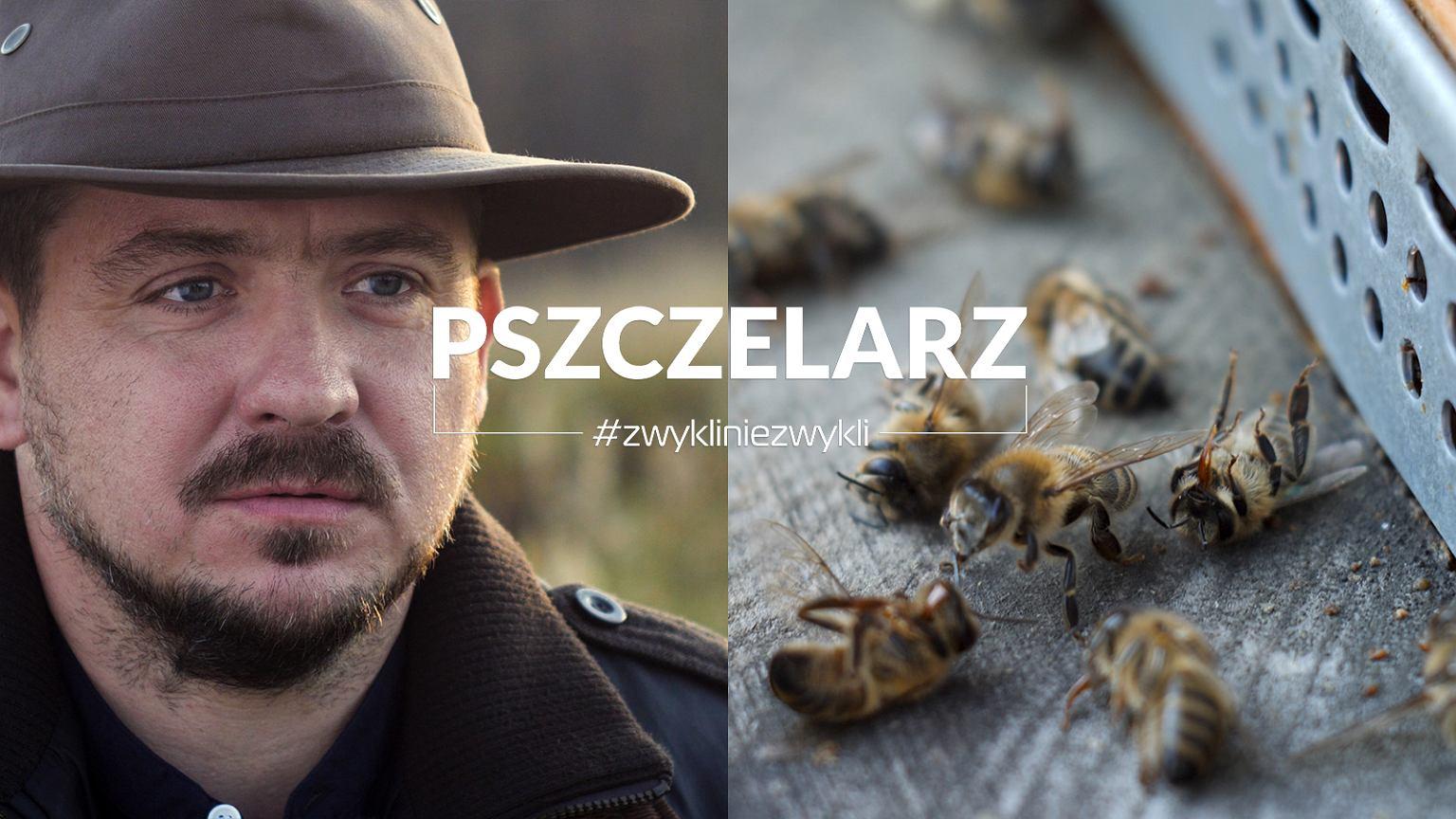 Rafał Szela, pszczelarz, który stracił 2,5 miliona pszczół - ktoś je zatruł / #zwykliniezwykli