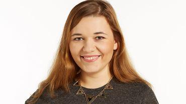 Dziennikarka Gazety Wyborczej LudmiŁa Anannikova.
